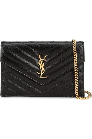 Saint Laurent Women Shoulder Bags - Sm Monogram Quilted Leather Bag