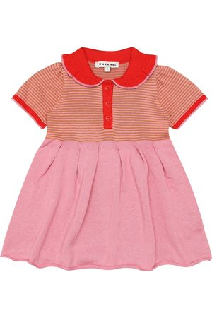 Caramel Baby Portobello cotton dress