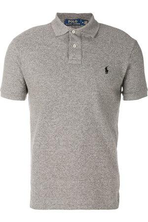 Polo Ralph Lauren Logo-embroidered polo shirt - Grey