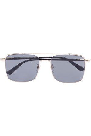 Gucci Men Square - Square frame tinted sunglasses