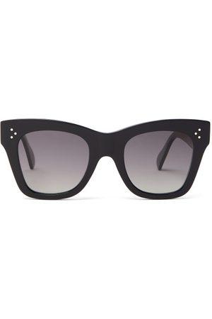 Céline Women Square - Square Acetate Sunglasses - Womens