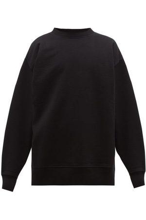 Acne Studios Forban Fleeceback-jersey Sweatshirt - Mens