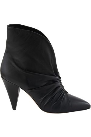 Isabel Marant Lasteen heeled ankle boots