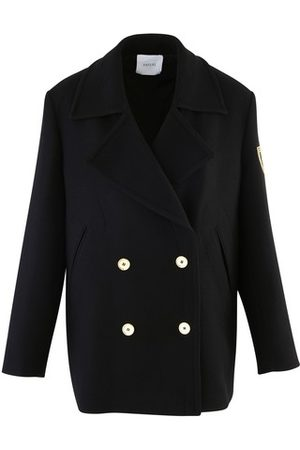 Patou Embroidered peacoat