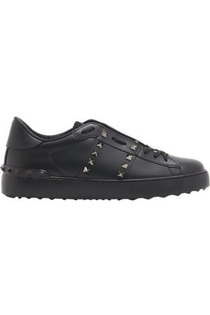 VALENTINO Garavani leather trainers