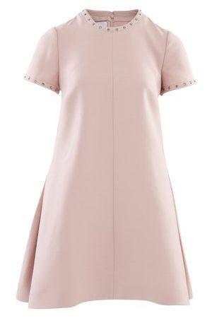 VALENTINO Dress with applied rhinestones