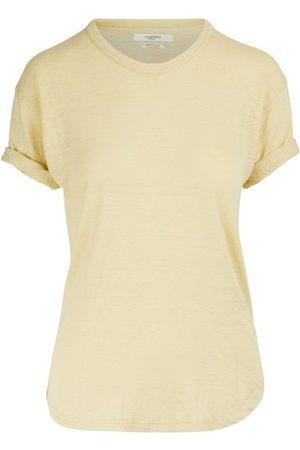 Étoile Isabel Marant Women T-shirts - Koldi linen T-shirt