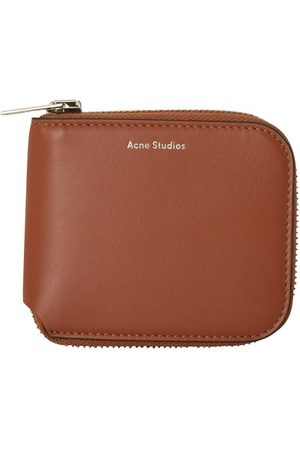 Acne Studios Compact zipped wallet