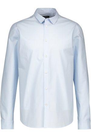 A.P.C Plain shirt