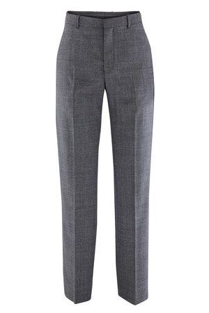 Balenciaga Prince of Wales check trousers