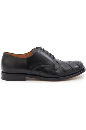 Bottega Veneta Laceup leather shoes