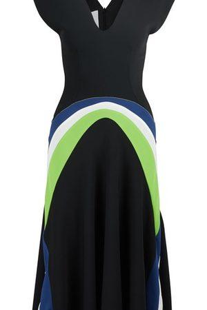 KOCHÉ Asymmetric midi dress