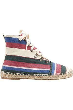 Loewe Espadrille ankle boots