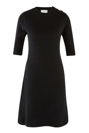 Alexandra Golovanoff Midnight Summer cashmere dress