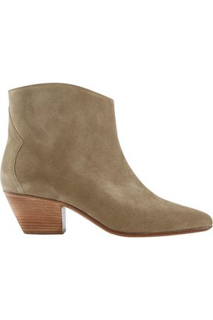 Isabel Marant Dacken heeled ankle boots