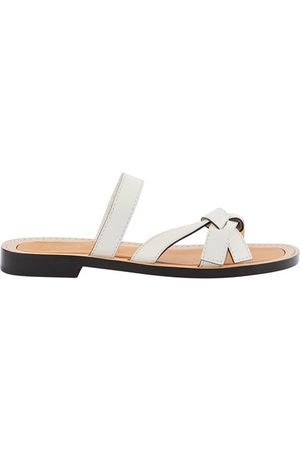 Loewe Gate flat sandals