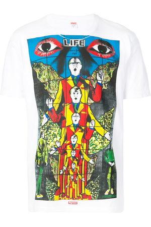 Supreme Gilbert & George Life T-shirt