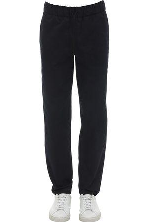 A.P.C Pantalon Kaplan Cotton Pants