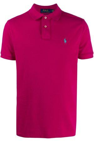Polo Ralph Lauren Men Polo Shirts - Piqué polo shirt