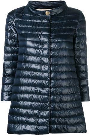 HERNO Funnel neck padded jacket