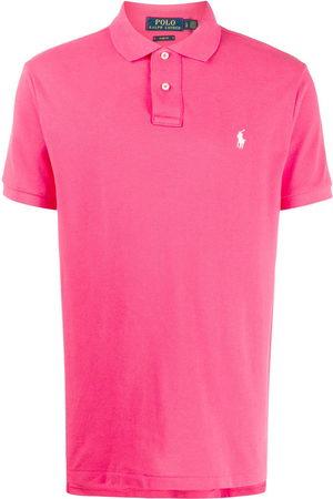 Polo Ralph Lauren Men Polo Shirts - Embroidered logo polo shirt
