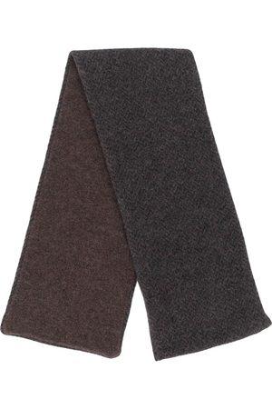 N.PEAL Men Scarves - Herringbone scarf