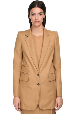 Max Mara Cotton Twill Jacket