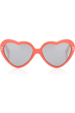 Stella McCartney Heart sunglasses