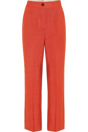 Blazé Milano Brumby high-rise straight pants