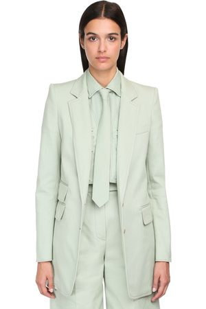 Max Mara Cotton Bull Jacket