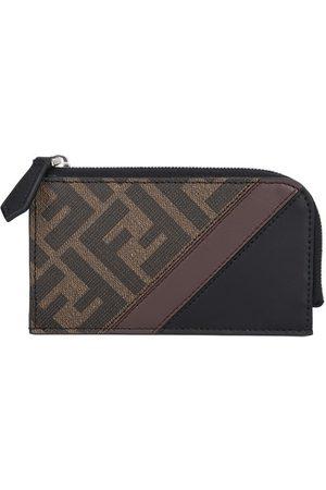 Fendi FF zipped wallet