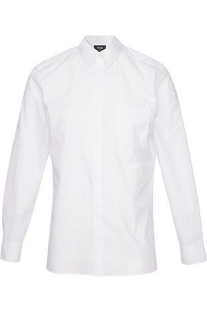 Fendi Multi-eyes shirt