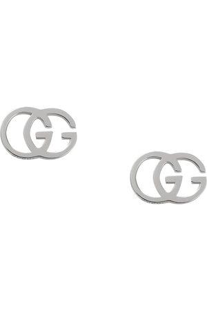 Gucci GG tissue stud earrings - 9000