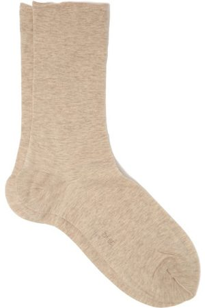 Falke Sensual Cotton-blend Socks - Womens