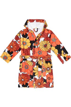 DODO BAR OR Floral bathrobe