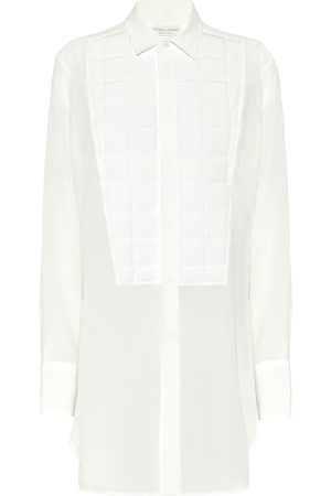Bottega Veneta Silk crêpe de chine shirt