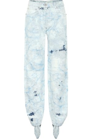 OFF-WHITE Denim trackpants