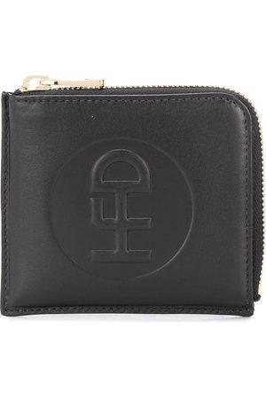 Honey Fucking Dijon Men Wallets - Embossed logo zip-around wallet