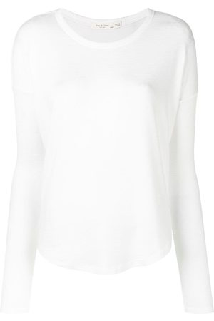 Rag & Bone Basic longsleeved T-shirt