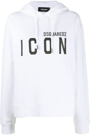 Dsquared2 Icon-print hooded sweatshirt