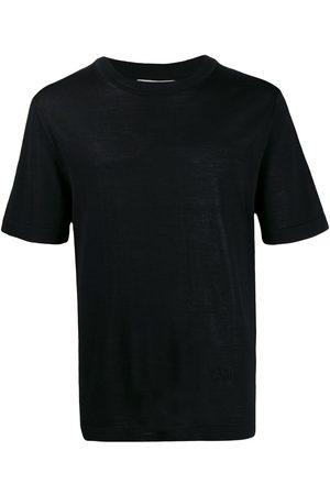 Ami Crew neck short-sleeved jumper
