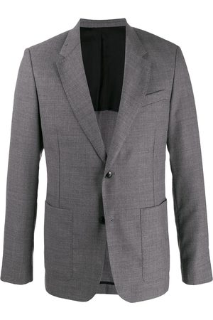 Ami Classic button-up blazer - Grey