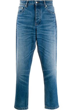 Ami Men Tapered - Tapered five-pocket denim jeans