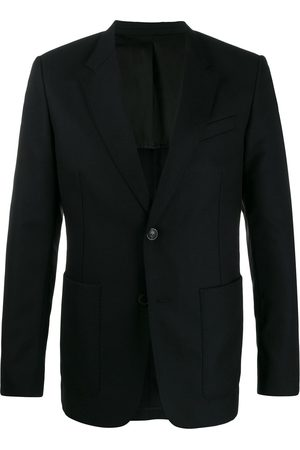 Ami Button front blazer