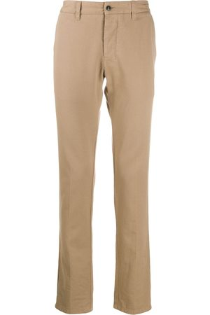 Ami Straight-leg chinos - Neutrals