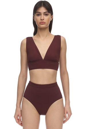 Bondi Born Vicki Lycra Bikini Top