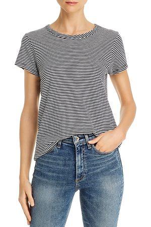 RAG&BONE Women T-shirts - Striped Crewneck Tee