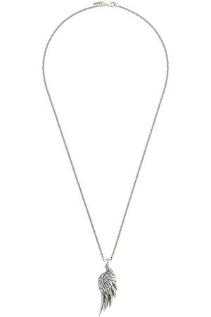 EMANUELE BICOCCHI Wing necklace - Metallic