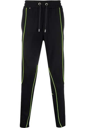 Philipp Plein Two tone track trousers