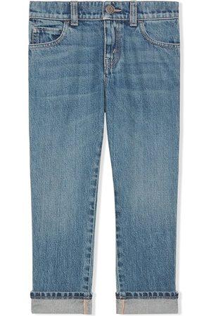Gucci Straight fit denim jeans